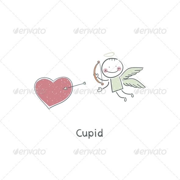 GraphicRiver Cupid 4220170