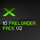 10 Preloader Pack V2 - ActiveDen Item for Sale