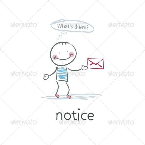 GraphicRiver Notice Illustration 4220710