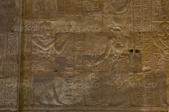 PhotoDune Temple of Horus 4221261