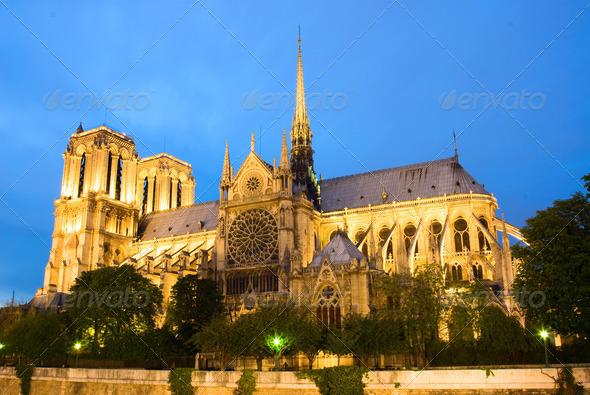 PhotoDune Notre Dame de Paris 4221380