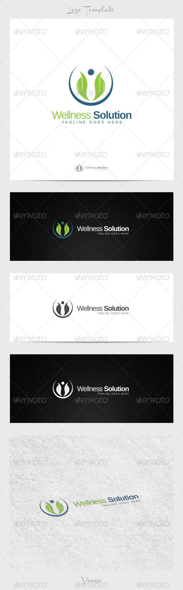 GraphicRiver Wellness Solutions 4222968