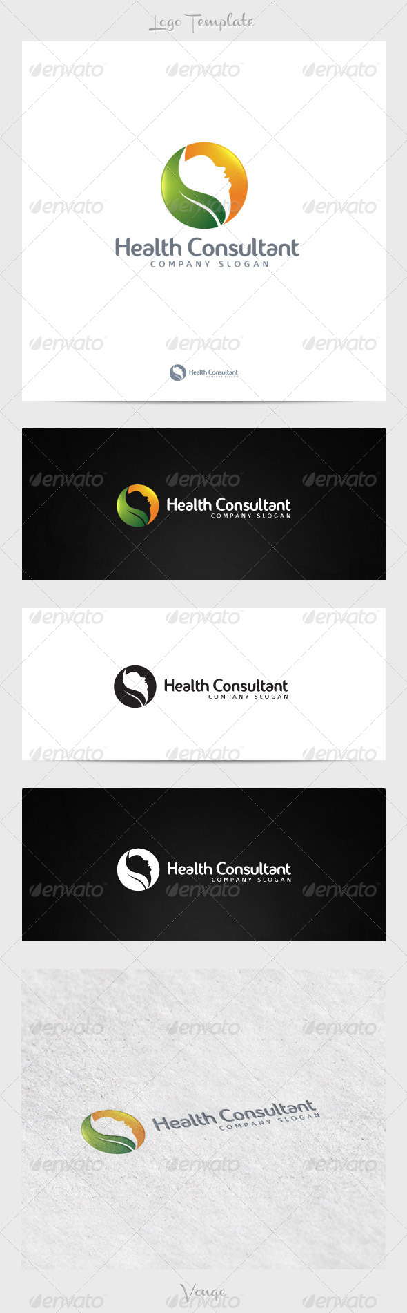 GraphicRiver Health Consultant 4224845