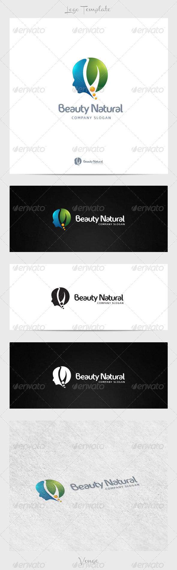 GraphicRiver Beauty Natural 4224853