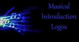 Musical Introduction Logos