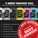 T-Shirt Mock Up 2013 - GraphicRiver Item for Sale