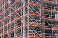 Metal structure scaffolding - PhotoDune Item for Sale