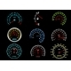 Car Speedometers - GraphicRiver Item for Sale