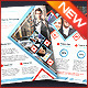 Delta Corporate Flyer Or Advertising - GraphicRiver Item for Sale