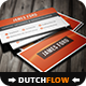 Pro Business Card 14 - GraphicRiver Item for Sale