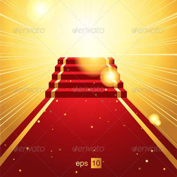 GraphicRiver Red Carpet 4233591
