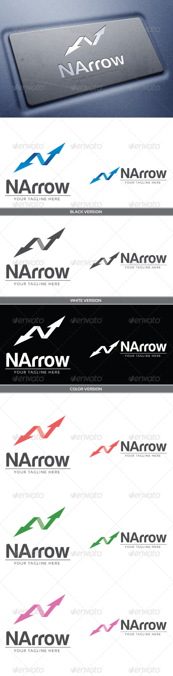 GraphicRiver NArrow 4234417