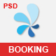 Travel Booking Online - PSDs - ThemeForest Item for Sale