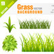 Grass Background Set - GraphicRiver Item for Sale