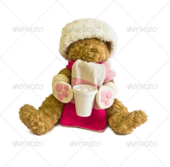 PhotoDune teddy bear 4236491