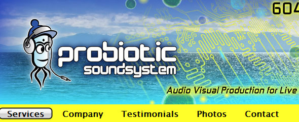 probioticsoundsystem