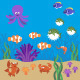 Sea Creatures 1 - GraphicRiver Item for Sale