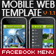 Mobile Web Template - HTML5 &amp;amp; CSS3 - ThemeForest Item for Sale