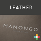 5 Logo Mock Up Pack 5 - Leather - GraphicRiver Item for Sale