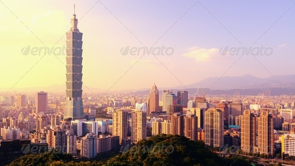 Taipei - Stock Photo - Images
