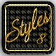 8 Luxury Styles vol. 3 - GraphicRiver Item for Sale