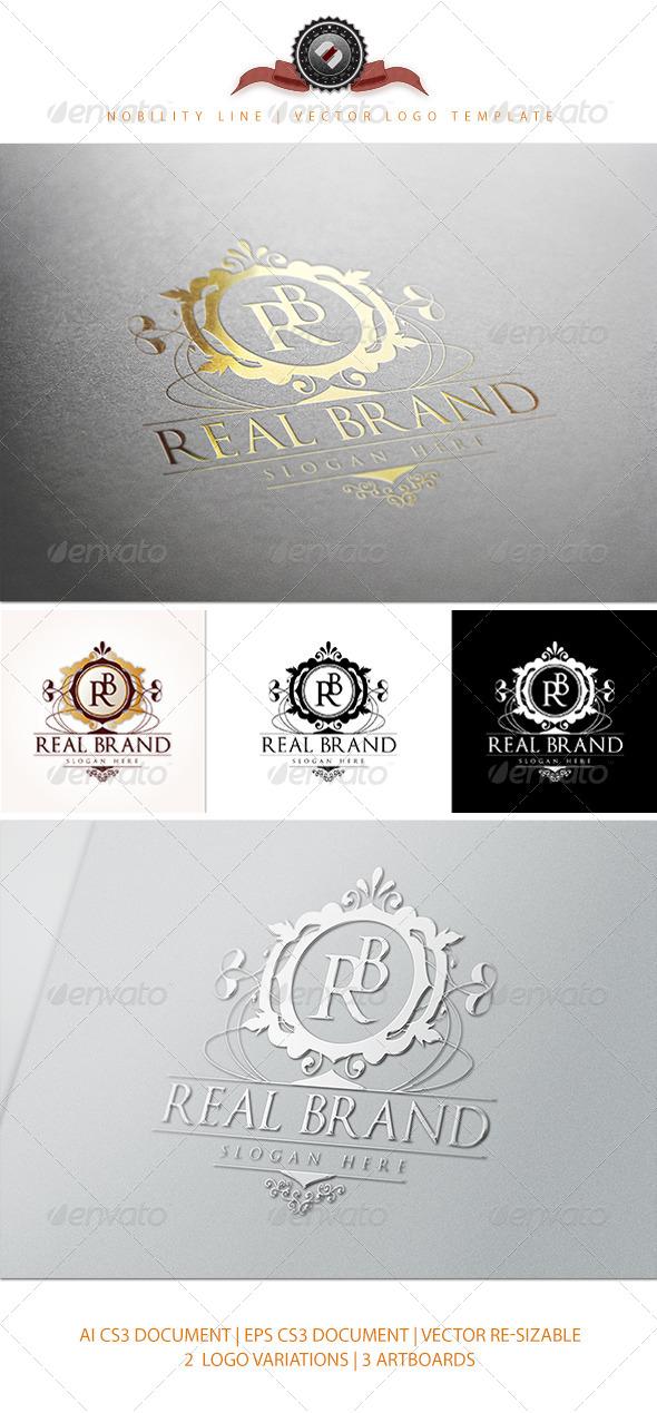 GraphicRiver RealBrand Logo Template 4142288