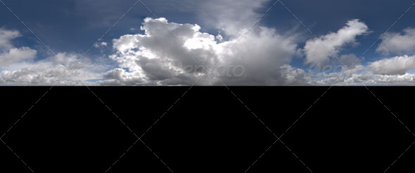 3DOcean HDRi Sky Sunny Storm Clouds 7989 4241908
