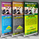 NeoVert Out-Door Stand Banner Sinage Templates  - GraphicRiver Item for Sale