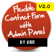 Flexible Contact Form with Admin Panel - CodeCanyon Item for Sale
