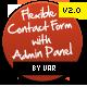 Fleksibel Contact Form dengan Admin Panel - WorldWideScripts.net Barang Dijual
