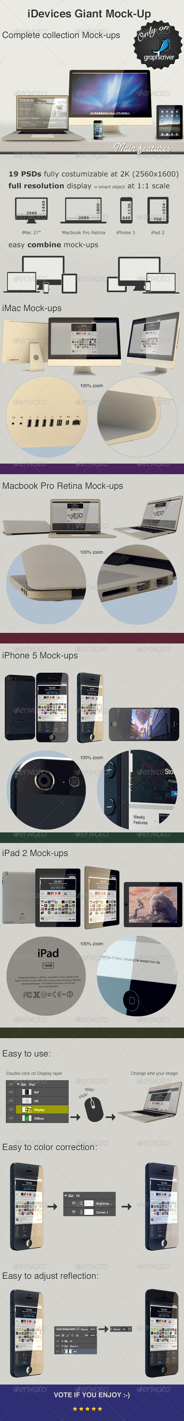 GraphicRiver iDevices Giant Mock-Up 4172584