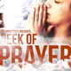 Week of Prayer of Poster / -Graphicriver中文最全的素材分享平台
