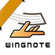 Wingnote Logo - GraphicRiver Item for Sale