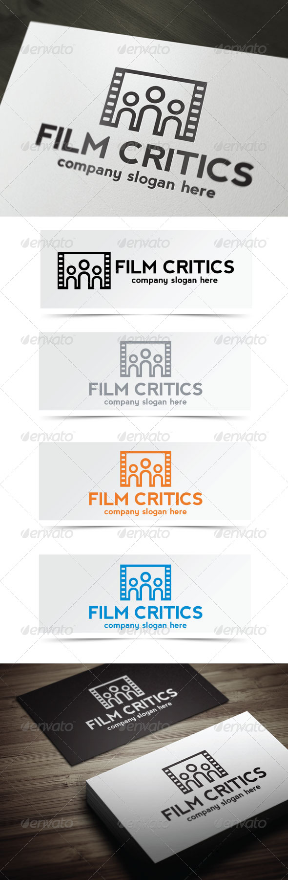 GraphicRiver Film Critics 4245668