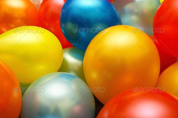 PhotoDune Balloons 4247616