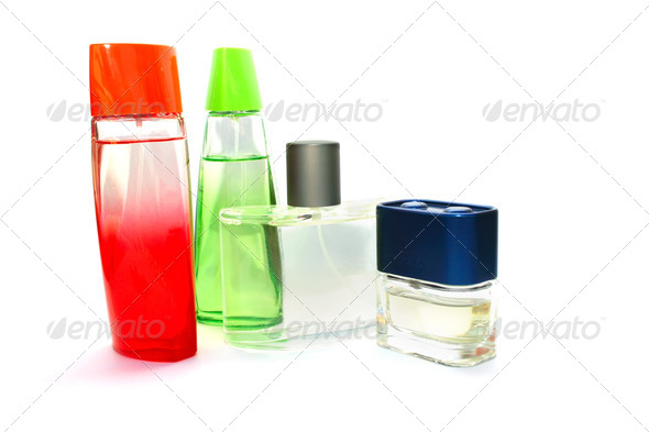 PhotoDune Perfume bottles 4247615