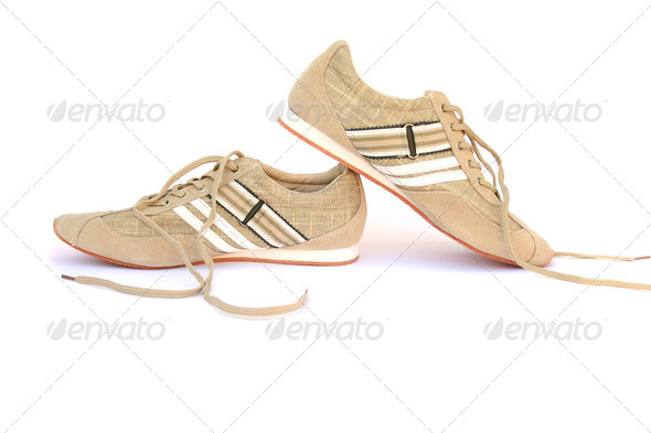 PhotoDune Snickers shoes 4247618