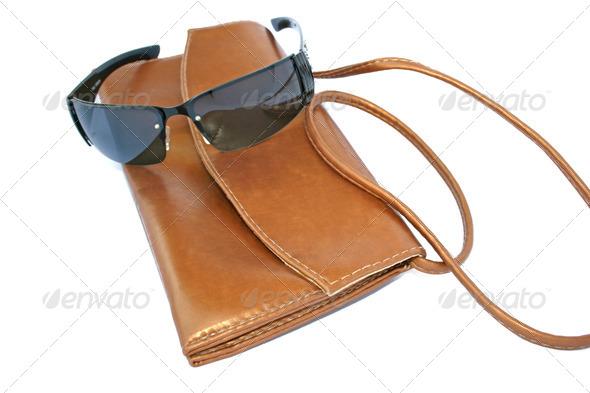 PhotoDune Bag and eyeglasses 4247632