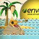 Beach Logo Reveal - VideoHive Item for Sale