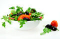 Bowl with salad - PhotoDune Item for Sale