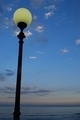 Street lamp at dusk - PhotoDune Item for Sale