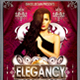 Elegancy Party Flyer - GraphicRiver Item for Sale