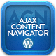 Ajax Content Browser для WordPress - WorldWideScripts.net пункт для продажу