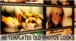 AE Templates Old Photo Looks