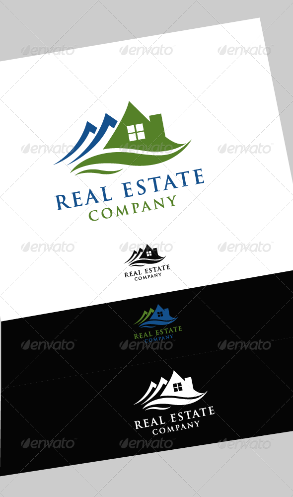 GraphicRiver Real Estate Company 4154094