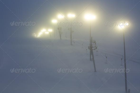 PhotoDune blizzard 4253584