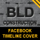 Building Construction Fb Timeline Cover - GraphicRiver Item for Sale