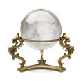 Crystal Ball Isolated - PhotoDune Item for Sale
