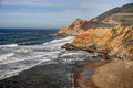 Rocky Coastline Half Moon Bay - PhotoDune Item for Sale