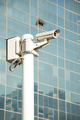 Independent security cameras in the city - PhotoDune Item for Sale